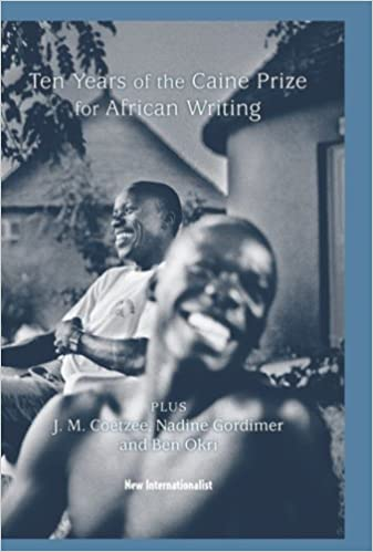 caine prize for african writing 2018