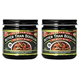 Better Than Bouillon Vegetarian No Beef Base -- 8 oz - 2 pc
