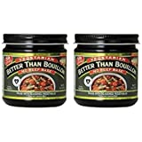 Better Than Bouillon, Bouillon, No Beef Base, Vegetarian, 8 oz (Pack of 2)