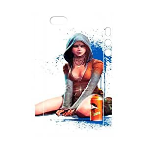 DmC Devil May Cry iphone 5 5s Cell Phone Case 3D White yyfD-237339