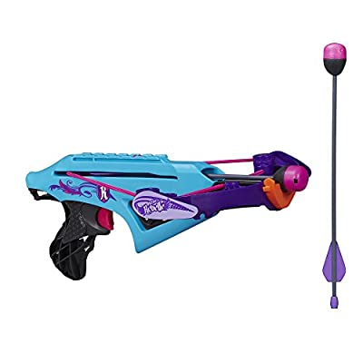 Nerf RebelleArrowtech Lightning Bolt Bow: Toys & Games