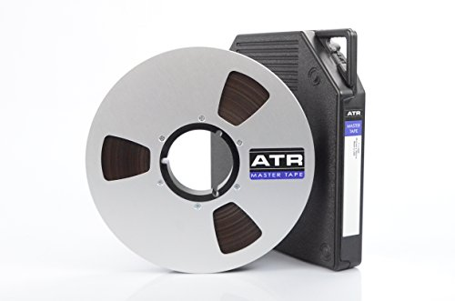 "Premium Analog Recording Tape by ATR Magnetics | 1"" Master Tape - Modern Classic Sound 