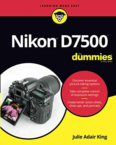 Your guide to capturing that perfect shot The Nikon D7500 has created a buzz in the photography community, gaining recognition for its appealing combination of high-end features and compact size. If you're upgrading your existing dSLR or even purchas...