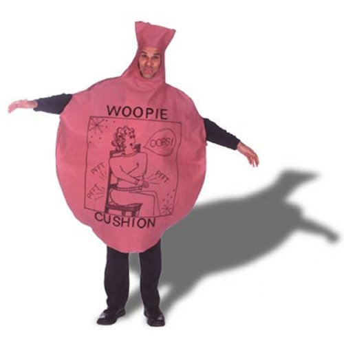 Whoopie Cushion Halloween Costume (Whoopie Cushion Costume Adult)