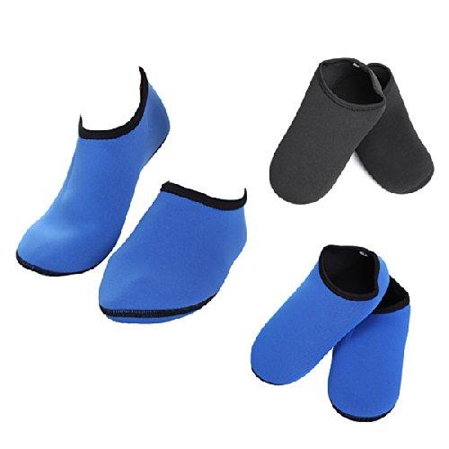 1 Paar 2.5mm Neoprensocken Tauchen Socken XS-2XL