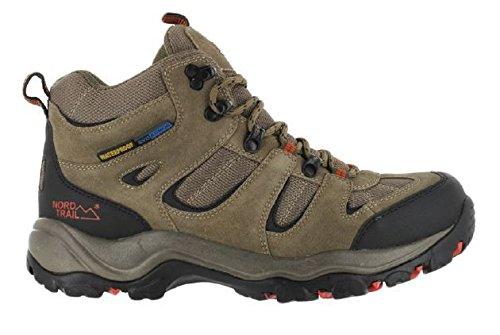 d1ab997f84da7 Nord Trail Mens Mt. Washington High Hiking Waterproof Boot,Taupe ...