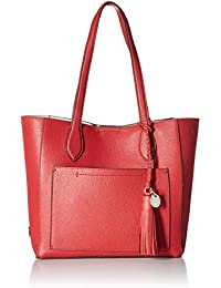 Piper Small Leather Tote Bag