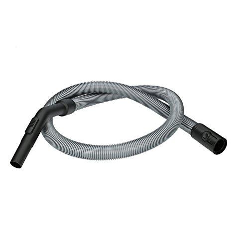✧WESSPER® Tuyau pour aspirateur Philips FC9060 (ø32mm, 220cm, noir)