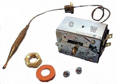 Hydrocollator Thermostat (120V)for E1, E2, SS, SS2, M2, M4 Units PN# CW10631 by ClockWork