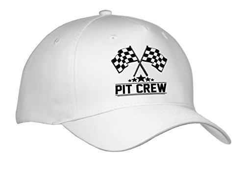 Carsten Reisinger - Illustrations - Five Star Pit Crew Design for Members of The Team - Caps - Adult Baseball Cap (Cap_282678_1)