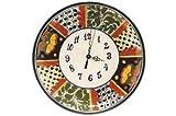 Talavera Clock Plate - 12'' Diameter