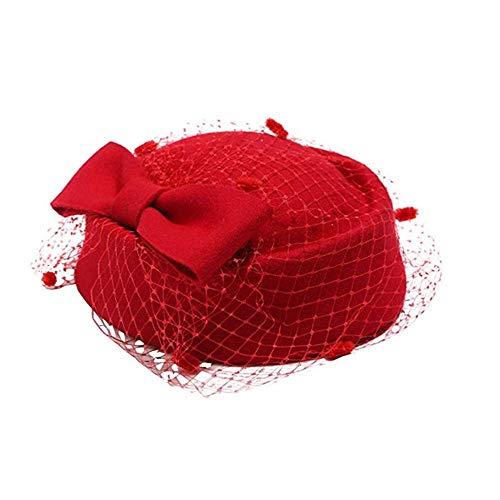 Kaptin Fascinator Wedding Headband Headwear product image