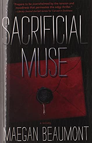 book cover of Sacrificial Muse