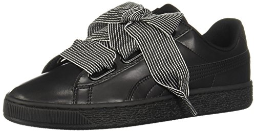 Femmes Puma Basket Black De Black Chaussures Pour puma xxIzPHq