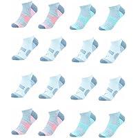 Puma Ladies 8-pair No Show Athletic Socks for Women