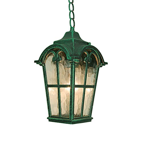 Victorian Outdoor Pendant Light