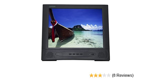 Gvision L15AX-JA-452G 15-Inch LCD Touch Screen Monitors (Black)