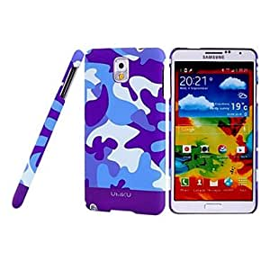 LHY Samsung Galaxy Note 3 compatible Graphic/Special Design Silicone Back Cover/Full Body Cases , O