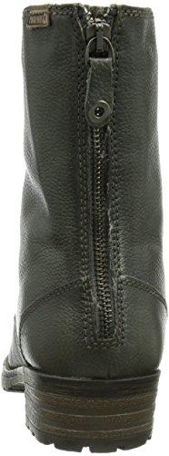 Pikolinos MONZA 906-2 - Botas de cuero para mujer gris Grau (LEAD-EDF) gris - Grau (LEAD-EDF)