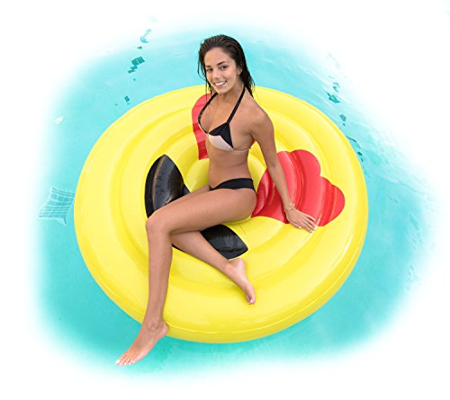 PREMIUM Round Inflatable Heart Float product image