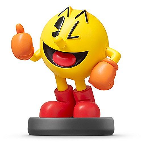 Pac Man amiibo Japan Nintendo Wii U