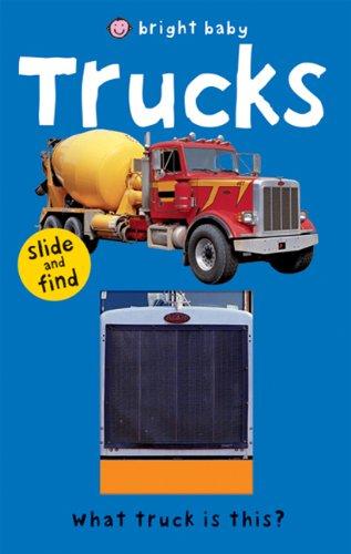 Download Bright Baby Slide and Find Trucks pdf