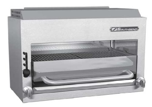 Southbend Platinum Compact Radient Broiler - P48-RAD by South Bend