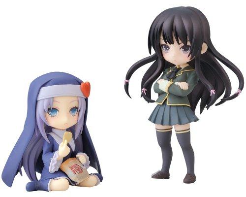Phat! - Boku wa Tomodachi ga Sukunai pack statuettes PVC Yozora Mikaduki