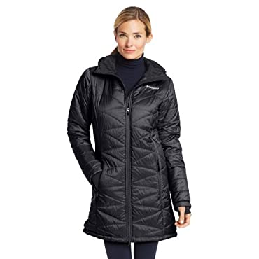 Columbia Women's Mighty Lite Hooded Jacket, Black