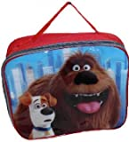 Secret Life Of Pets Insulated School Lunch Bag Boys Girls Cooler Snack Box by Secret Life Of Pets
