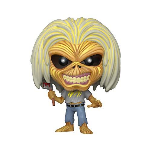 Funko- Pop Rocks Iron Maiden-Killers (Skeleton Eddie) Collectible Toy, Multicolor (45980)