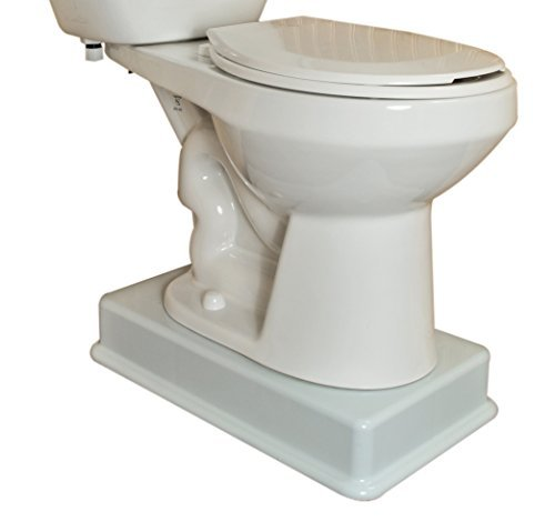 Easy Toilet Riser by MedWay Corporation by MedWay Corporation