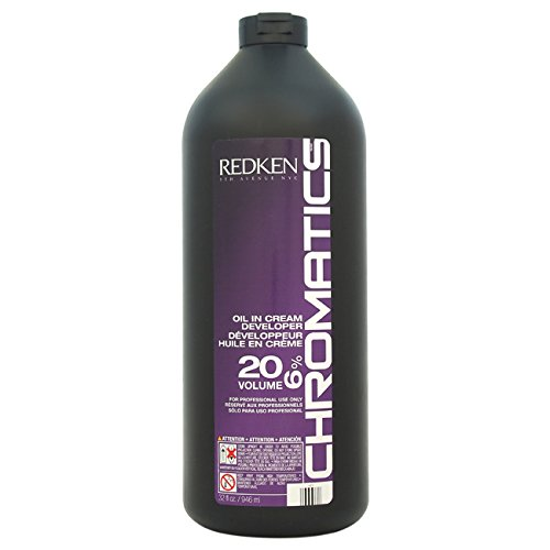 Redken Chromatics Oil In Cream Developer, 32 Ounce