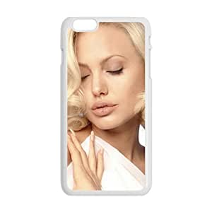 Malcolm Angelina Jolie Design Pesonalized Creative Phone Case For Iphone 6 Plaus