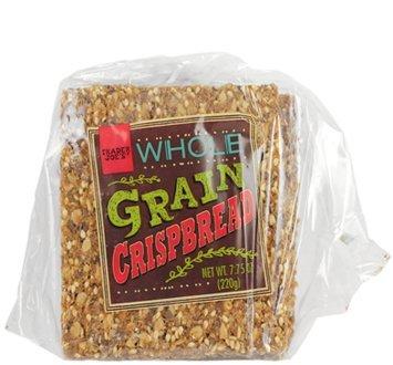 Trader Joe's Whole Grain Crispbread 7.75 Oz (1 pack) (Trader Joe Bread)