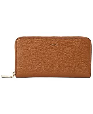 Lyst - DKNY Continental Wallet in Red |Dkny Wallet