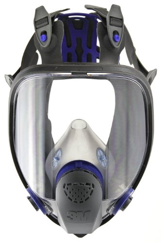 3M Ultimate FX Full Facepiece Reusable Respirator FF Series, Respiratory Protection
