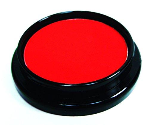 Pure Ziva Grenadine Orange Coral Red Blush Pressed Powder, Talc & Paraben Free, 4 Grams, No Animal Testing & Cruelty Free