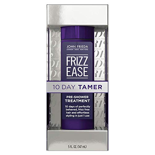 John Frieda Frizz Ease 10-Day Hair Tamer Pre-Shower Treatment, 5 Ounces]()