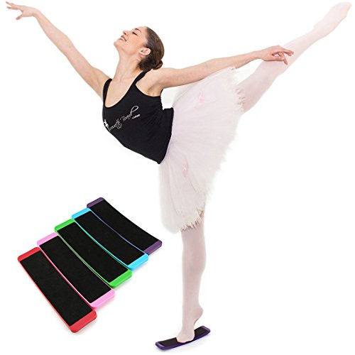 ESport Dance Turning Board for Dance Turns, Ballet Tools as Skate Board, Pirouettes Spin Board for Dancers, Improve Balance and Turns, Training Practicing Tool – DiZiSports Store