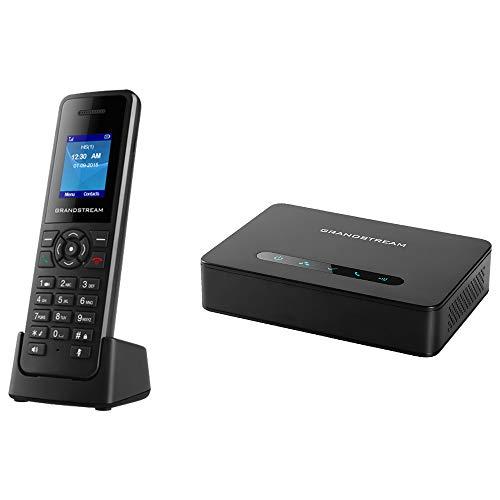 Grandstream DP750 Long-range DECT Base Station + DP720 DECT Cordless HD Handset ()