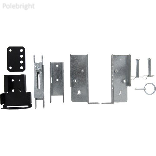 (Cable Retractor Mounting Kit for Single Cable in T3 Table Box - Polebright update)