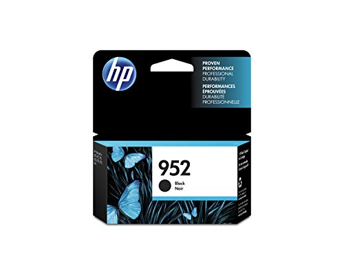 HP 952 Black Original Ink Cartridge (F6U15AN) for HP OfficeJet Pro 7740 8702 8710 8715 8720 8725 8730 8740