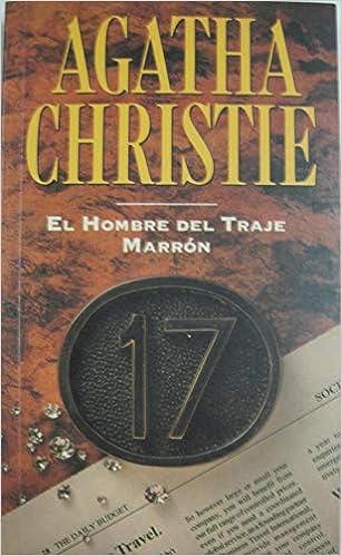 Hombre del traje marrón: Amazon.es: Agatha Christie: Libros