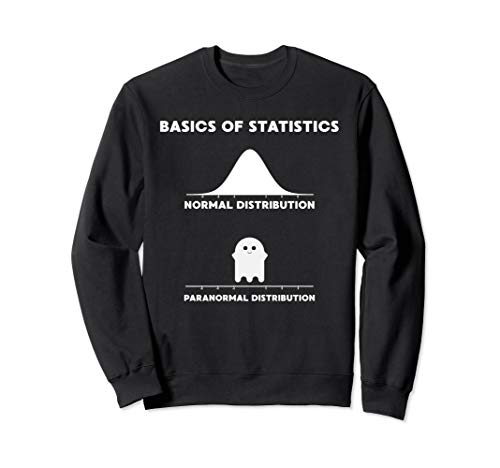 Statistics Themed Halloween Costumes - Basic Of Statistics - Paranormal Distribution