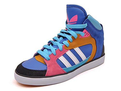 Adidas Originals Amberlight W - Zapatillas Azul - Blau - Bleu (Bleu/Ftwbla/Rossol)