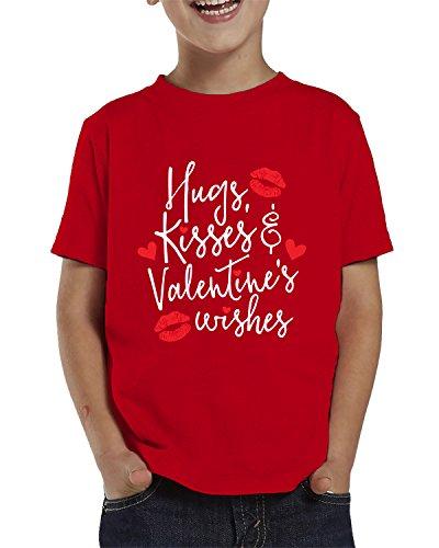 SpiritForged Apparel Hugs, Kisses & Valentine