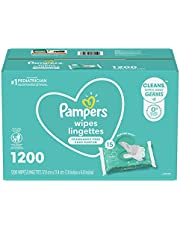Baby Wipes, Pampers Complete Clean UNSCENTED