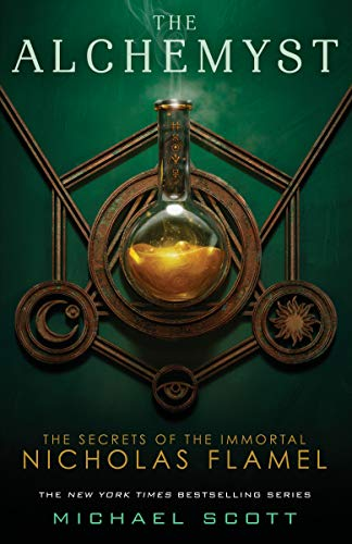 The Alchemyst (The Secrets of the Immortal Nicholas Flamel Book 1) (Best Things To Alch)