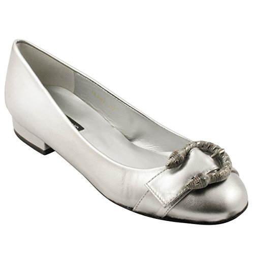 Exclusif Paris Ballerines Muse Gris SpIFS